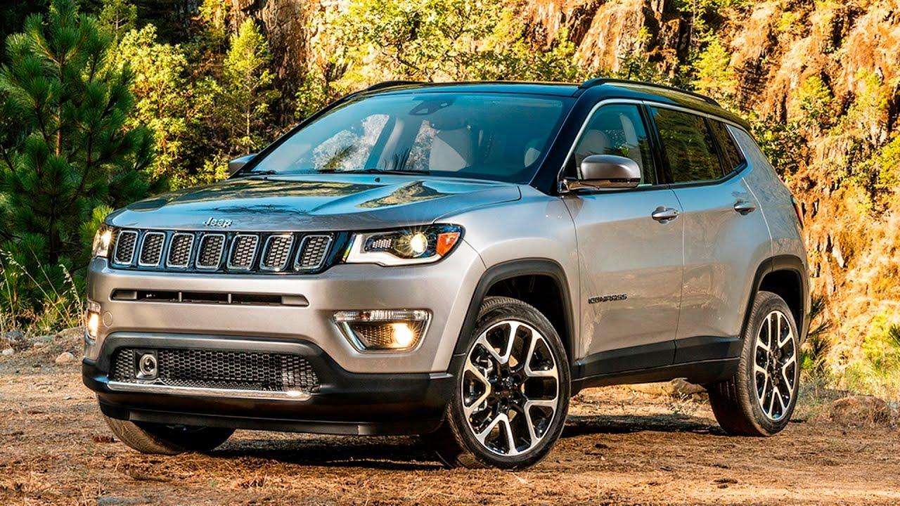 Jeep Compass II 2017 - now SUV 5 door #5