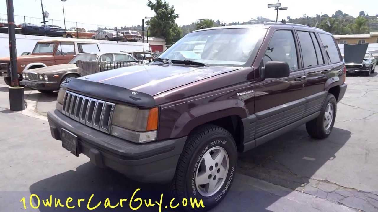 jeep grand cherokee i zj 1992 1996 suv 5 door outstanding cars. Black Bedroom Furniture Sets. Home Design Ideas