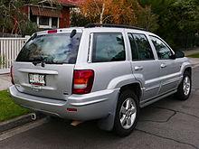 Jeep Grand Cherokee Ii Wj 1999 2004 Suv 5 Door Outstanding Cars