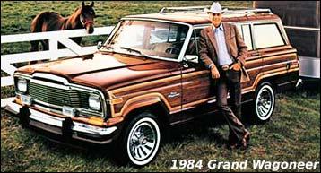 Jeep Grand Wagoneer 1979 - 1991 SUV 5 door #3