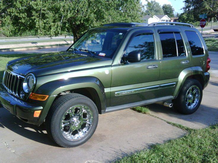 Jeep Liberty (North America) II 2007 - 2012 SUV 5 door #4