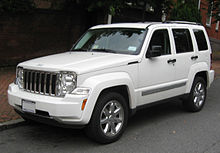 Jeep Liberty (North America) II 2007 - 2012 SUV 5 door #6