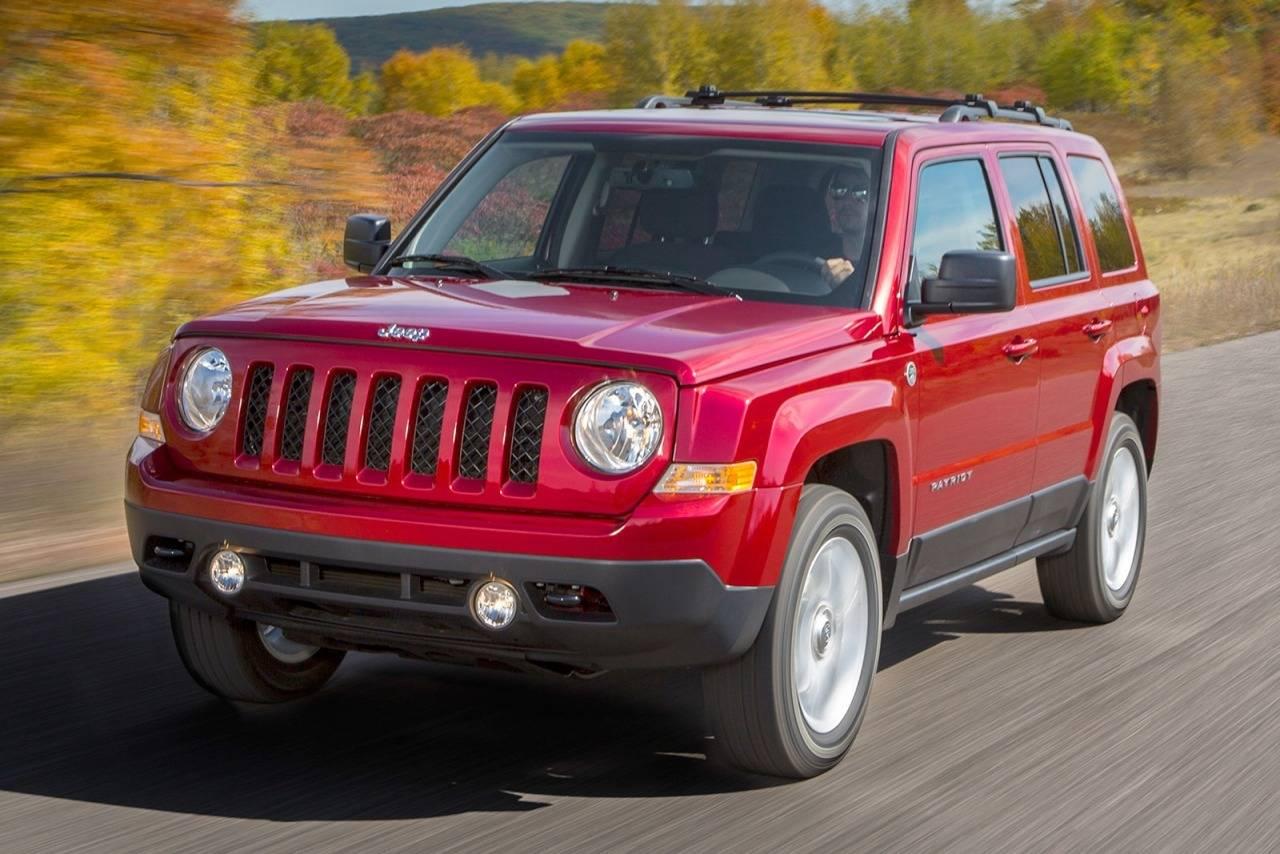 Jeep Liberty (Patriot) 2006 - 2016 SUV 5 door #5