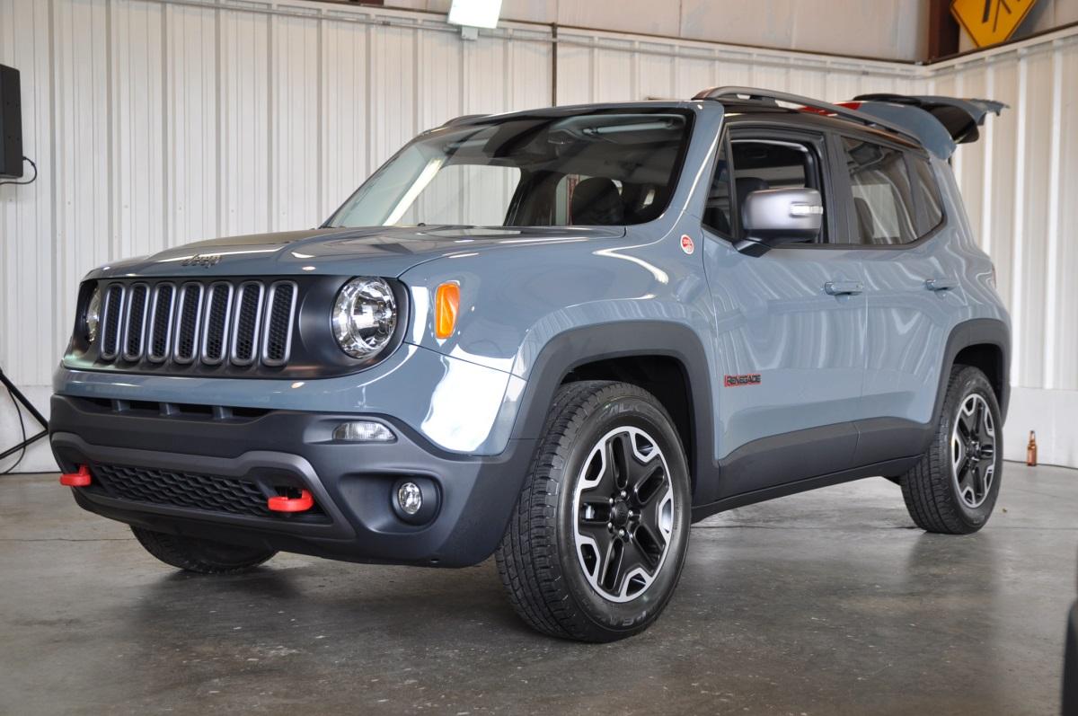 Jeep Renegade 2014 - now SUV 5 door #3