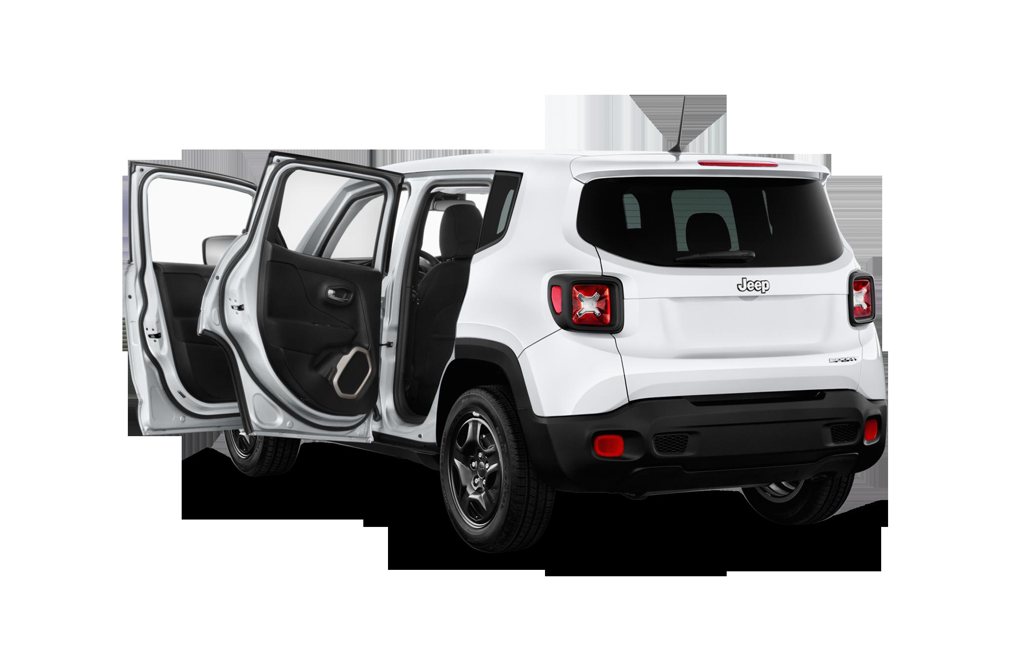 Jeep Renegade 2014 - now SUV 5 door #1