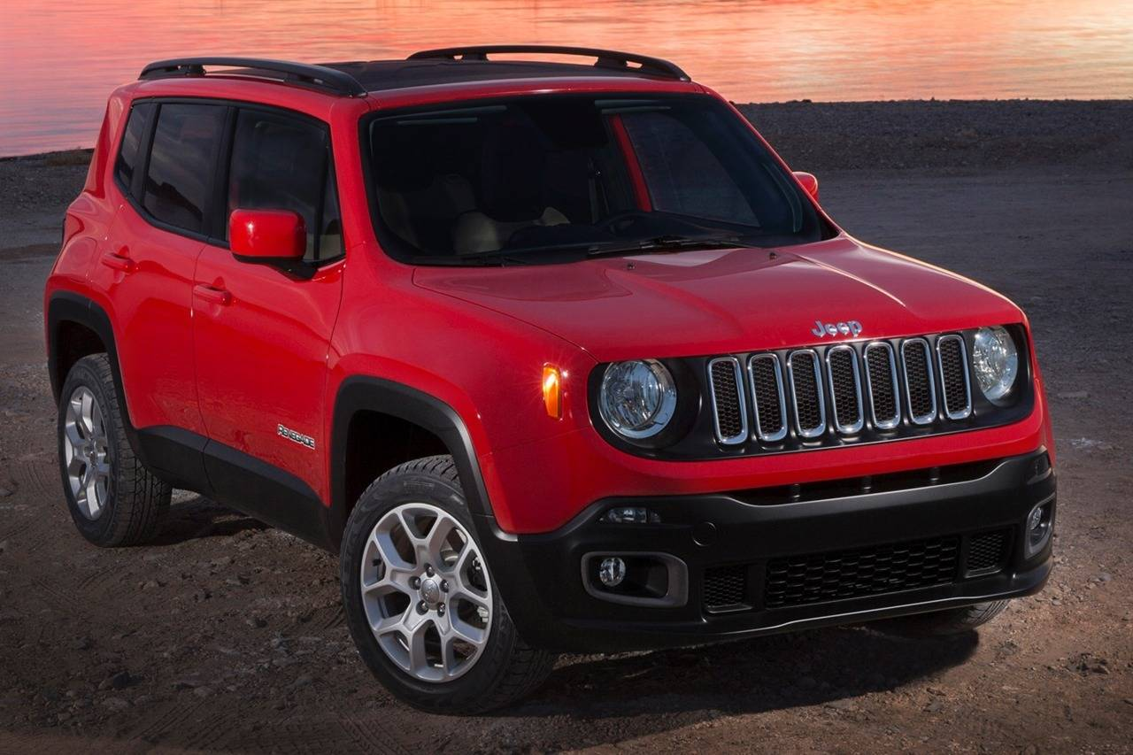 Jeep Renegade 2014 - now SUV 5 door #7