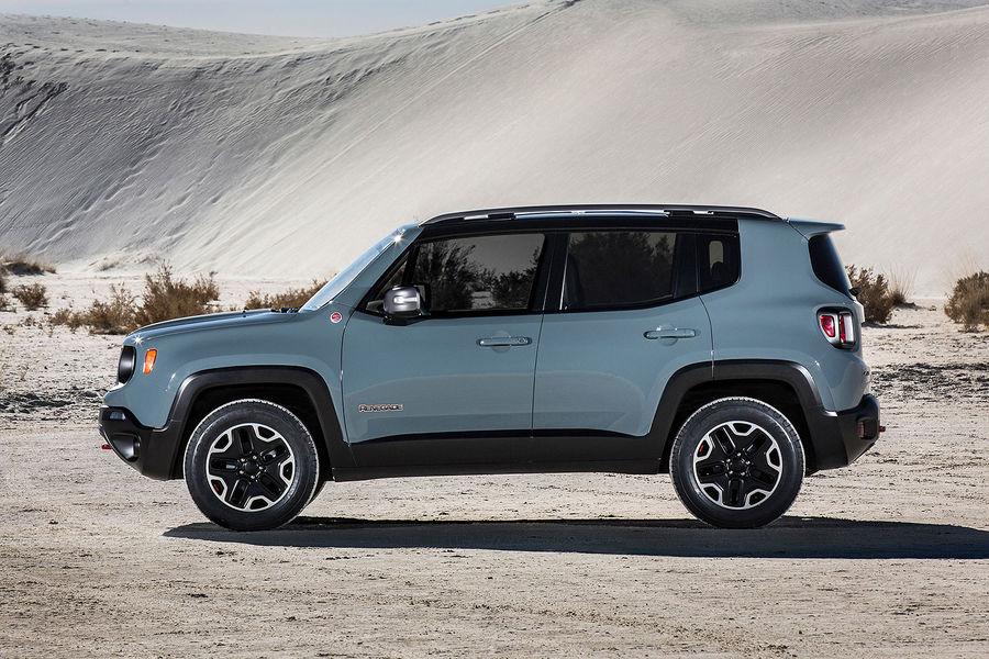 Jeep Renegade 2014 - now SUV 5 door #2
