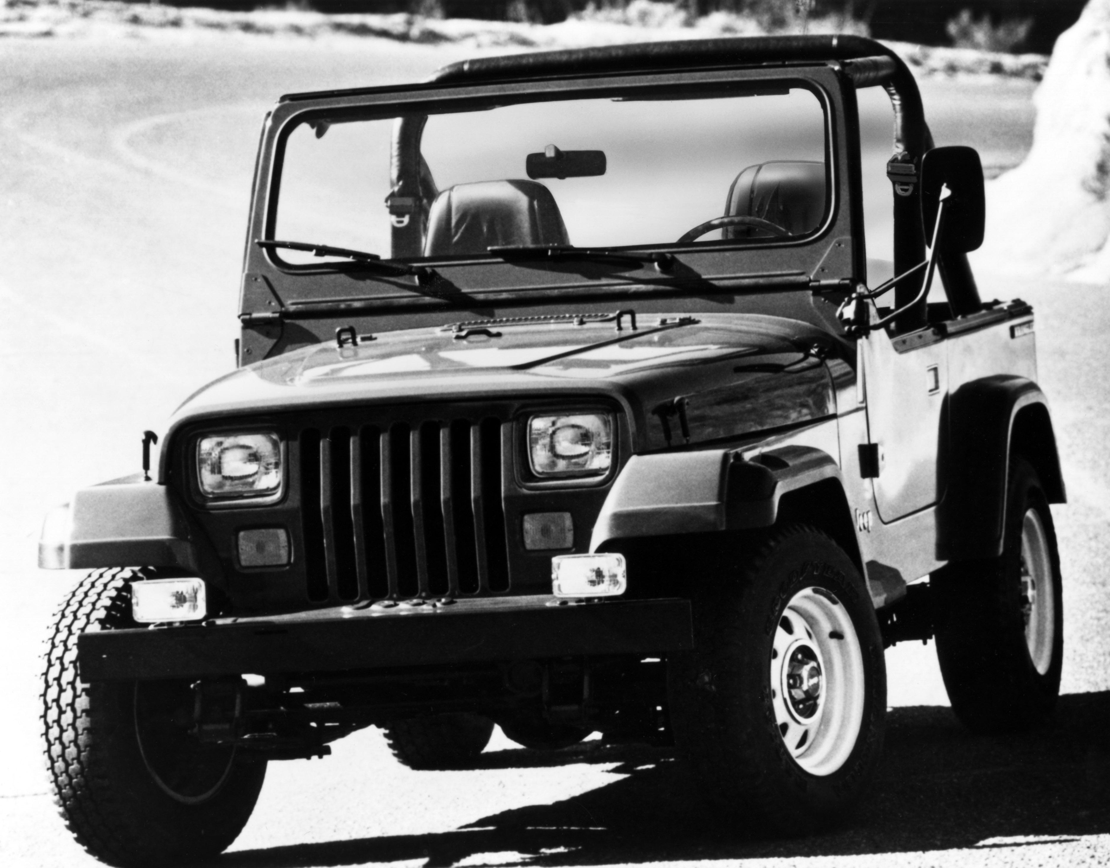 Jeep Wrangler I (YJ) 1986 - 1995 SUV #6