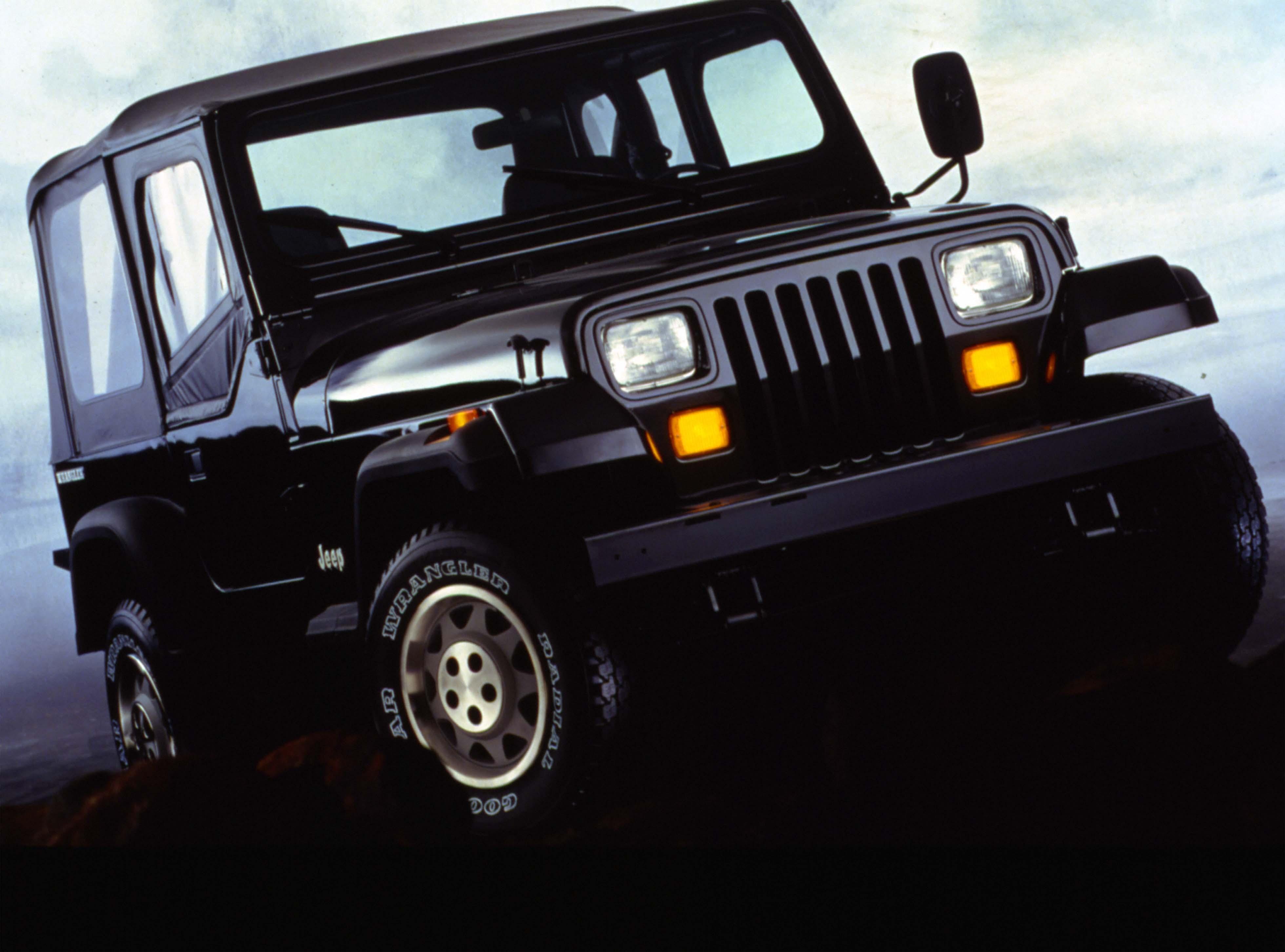 Jeep Wrangler I (YJ) 1986 - 1995 SUV #5