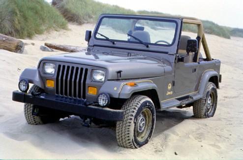 Jeep Wrangler I (YJ) 1986 - 1995 SUV #1