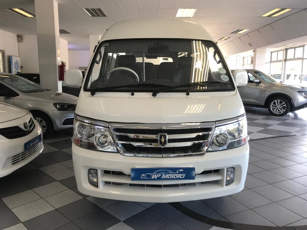 Jinbei Haise I 2000 - now Minivan #3