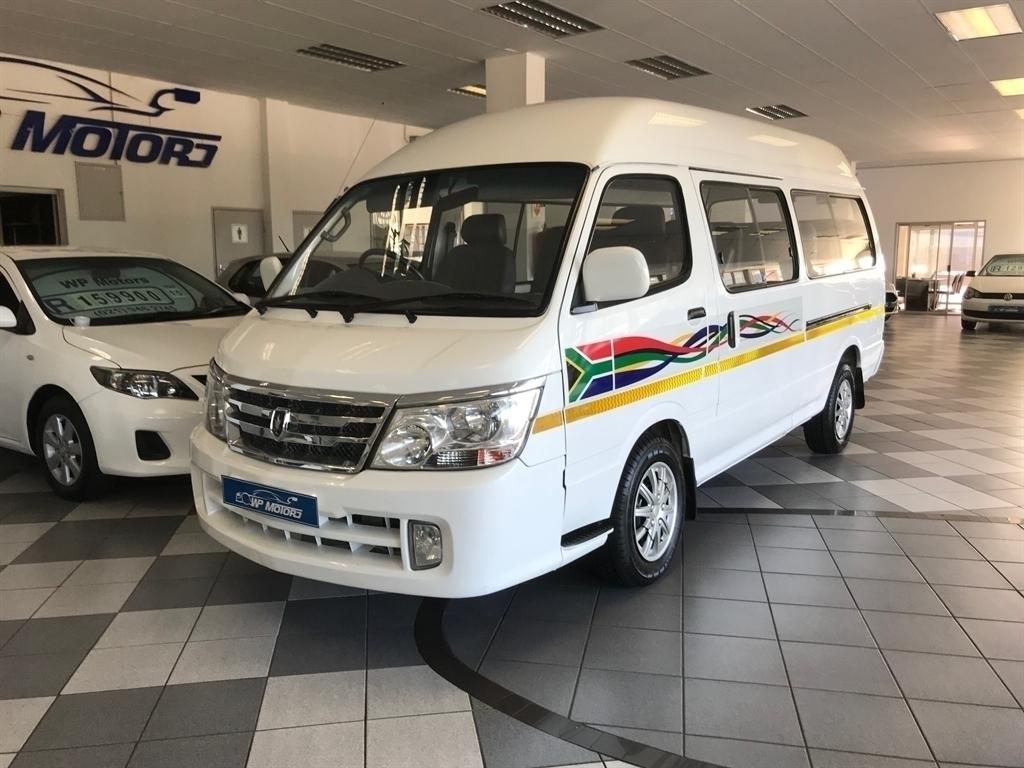 Jinbei Haise I 2000 - now Minivan #5