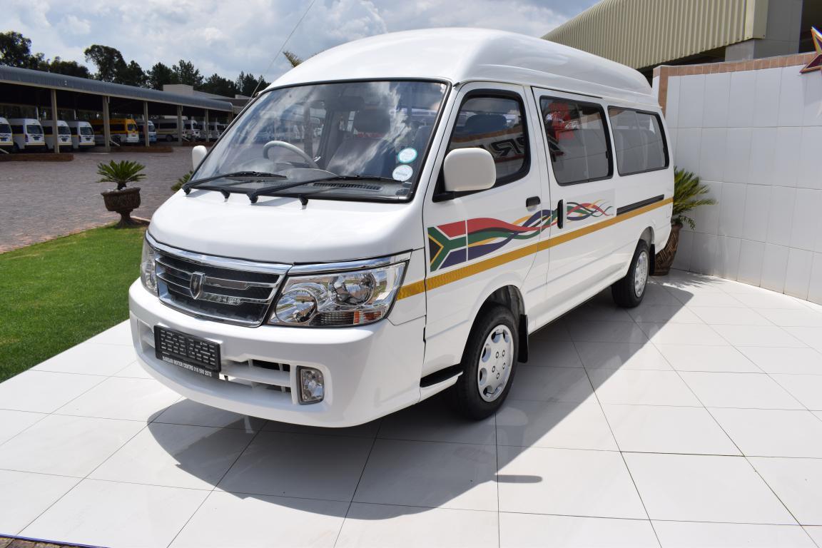 Jinbei Haise I 2000 - now Minivan #6