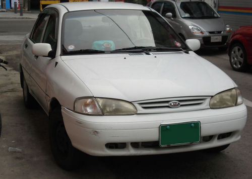 Kia Avella 1994 - 2000 Sedan #1