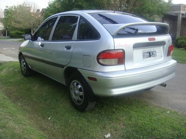 Kia Avella 1994 - 2000 Sedan #2