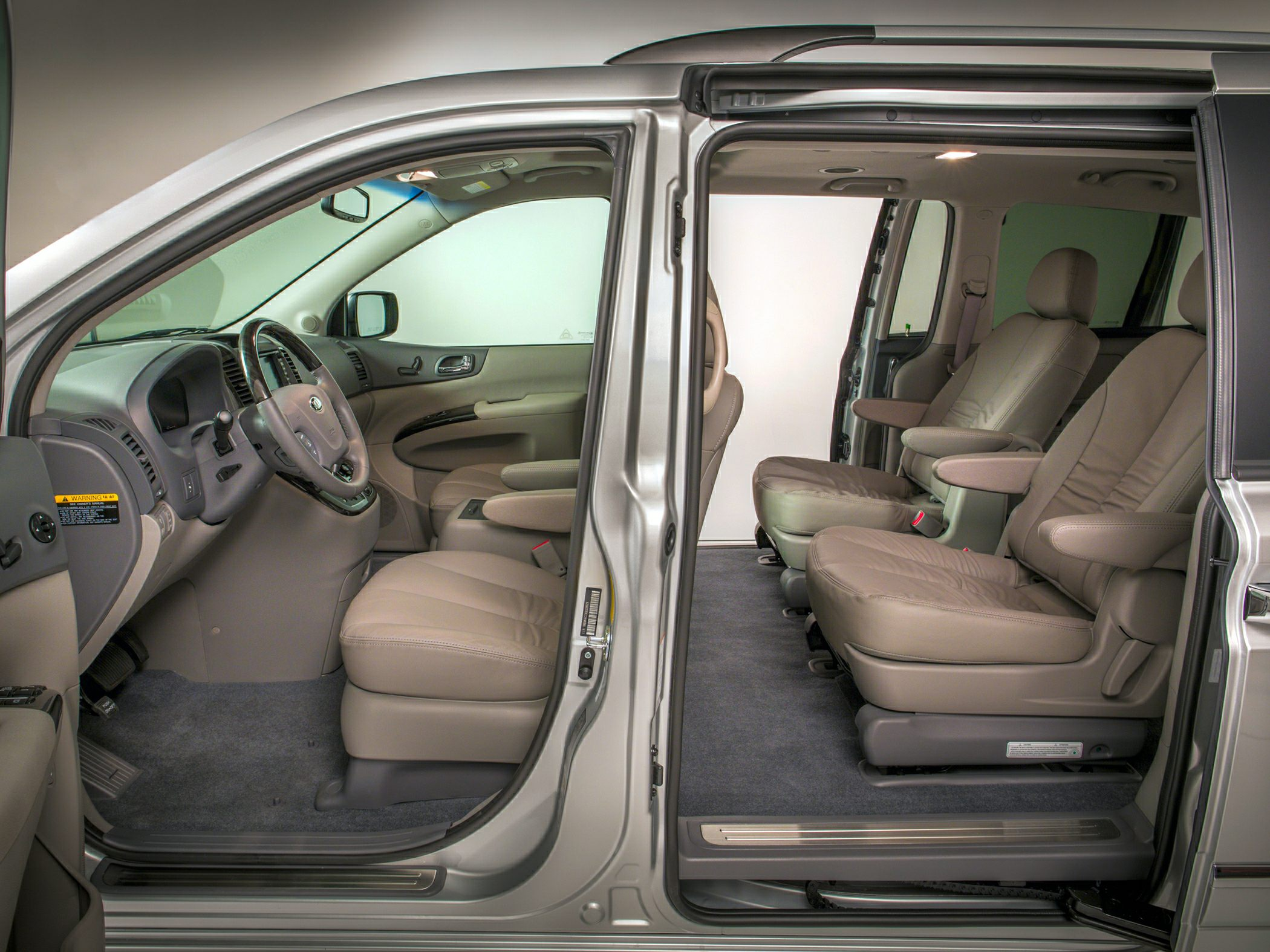 Kia Sedona III 2014 - now Minivan #6