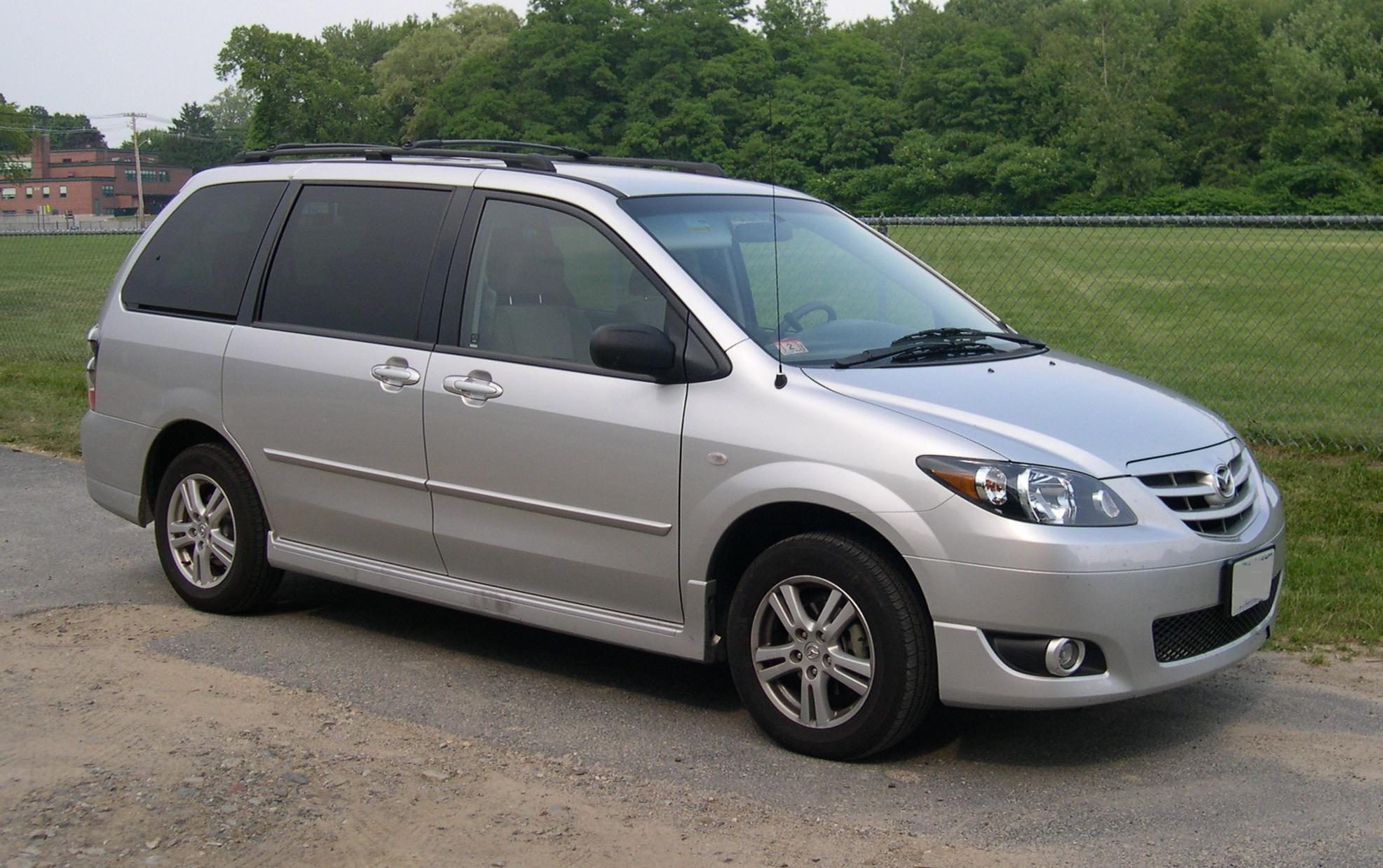 Mazda MPV III (LY) 2006 - 2016 Compact MPV #6
