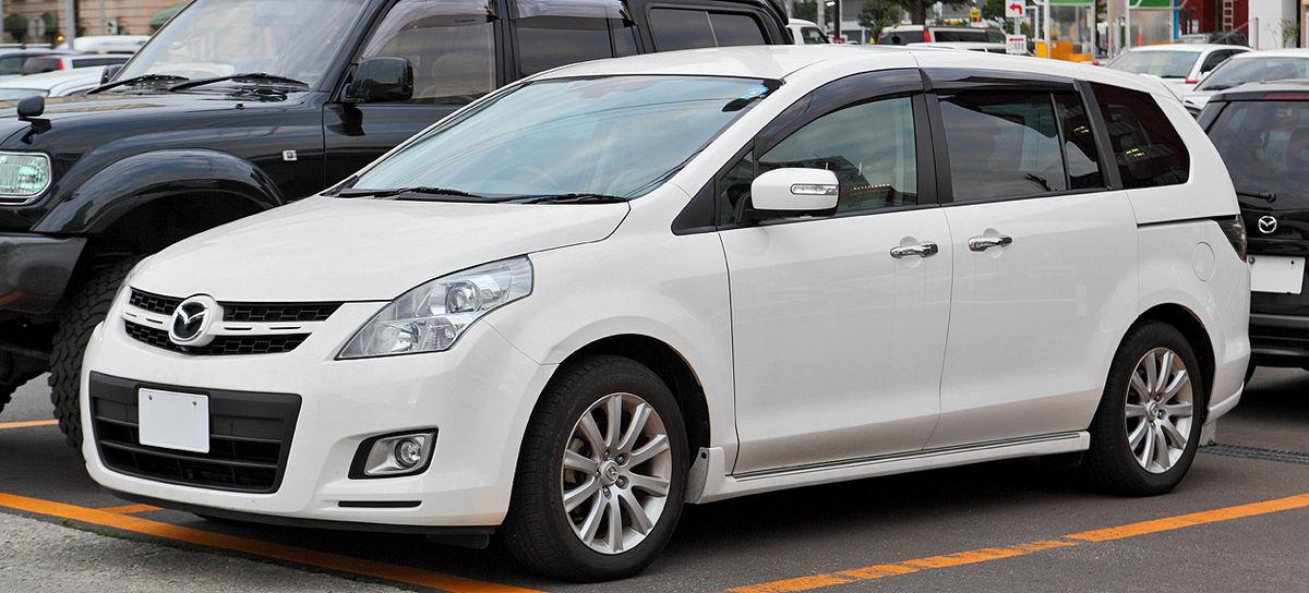 Mazda MPV III (LY) 2006 - 2016 Compact MPV #7