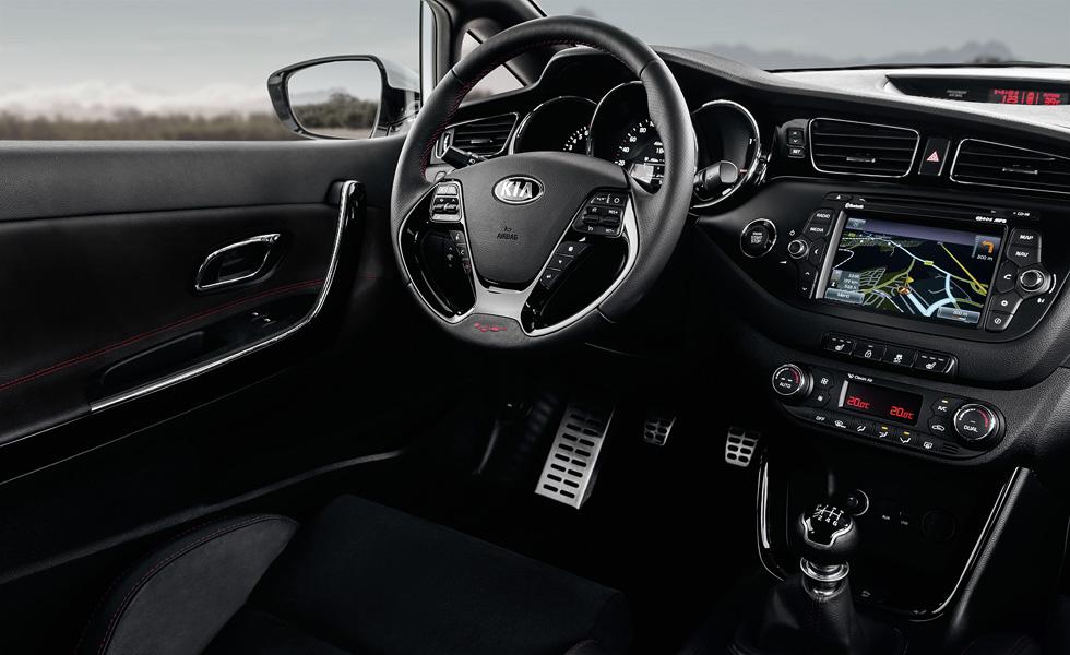 Kia Cee'd GT I 2014 - 2015 Hatchback 5 door #3