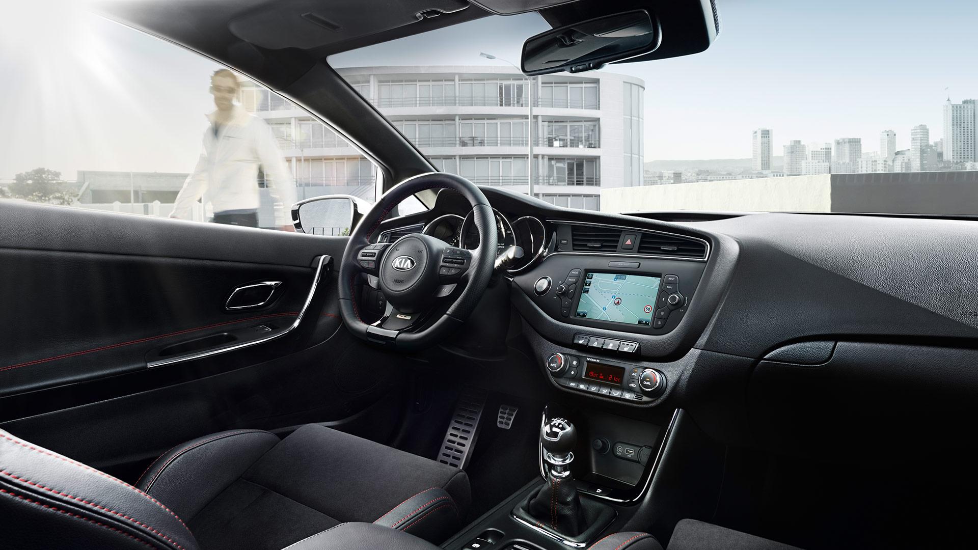 Kia Cee'd GT I Restyling 2015 - now Hatchback 5 door #3