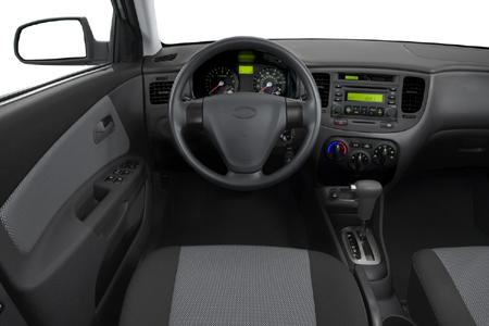 Kia Cerato I 2003 - 2006 Hatchback 5 door #8