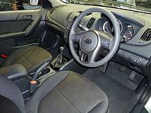 Kia Cerato I Restyling 2006 - 2008 Sedan #8
