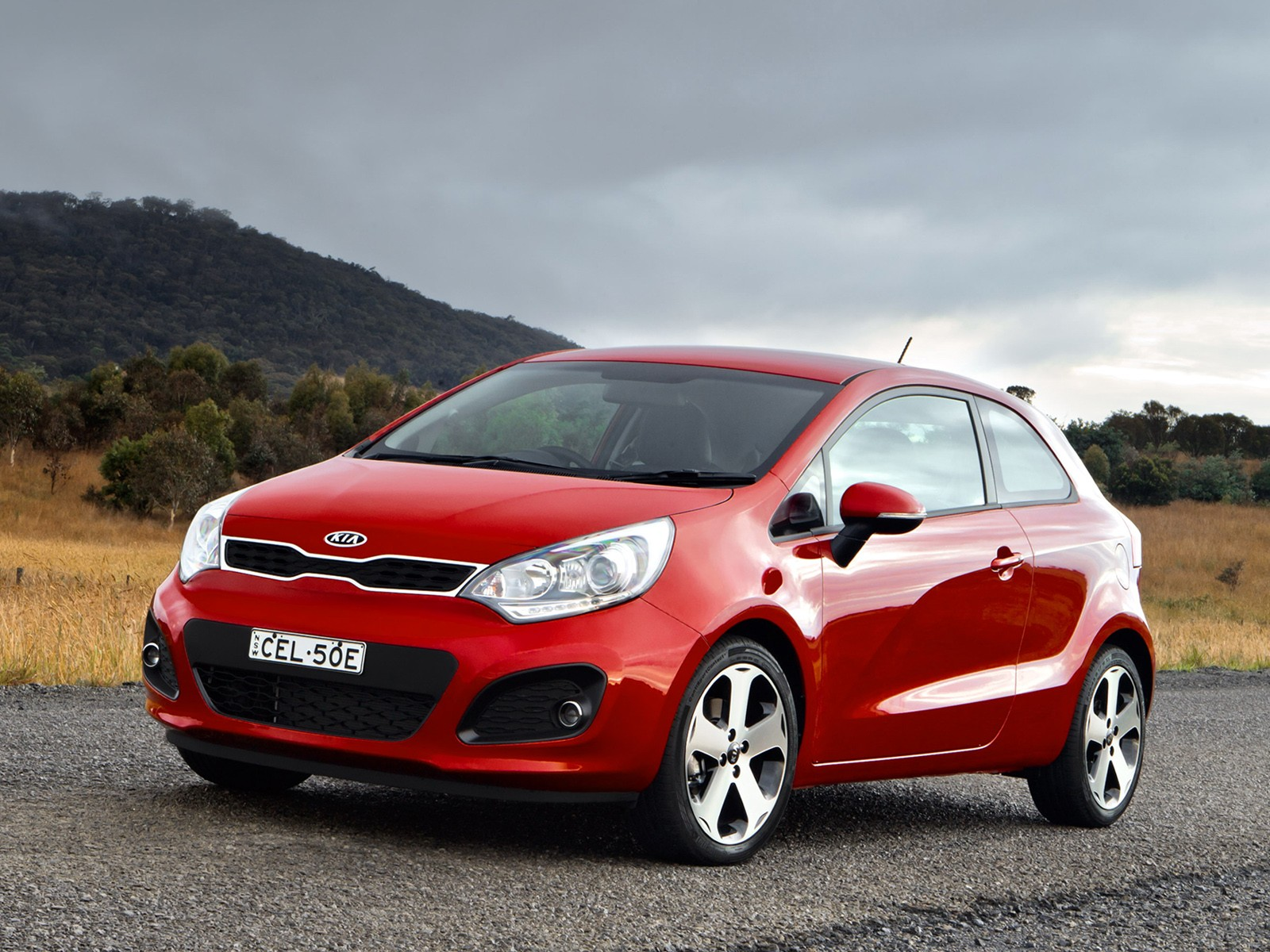Kia Rio III Restyling 2015 - now Hatchback 5 door #5