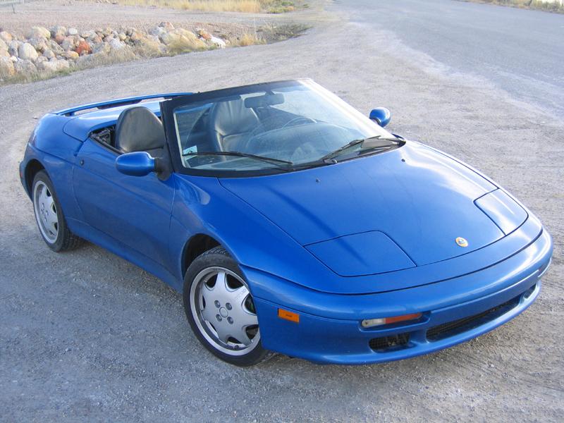 Lotus Elan 1989 - 1995 Cabriolet #7