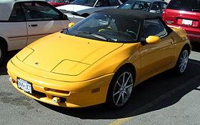 Kia Elan 1995 - 1999 Cabriolet #7