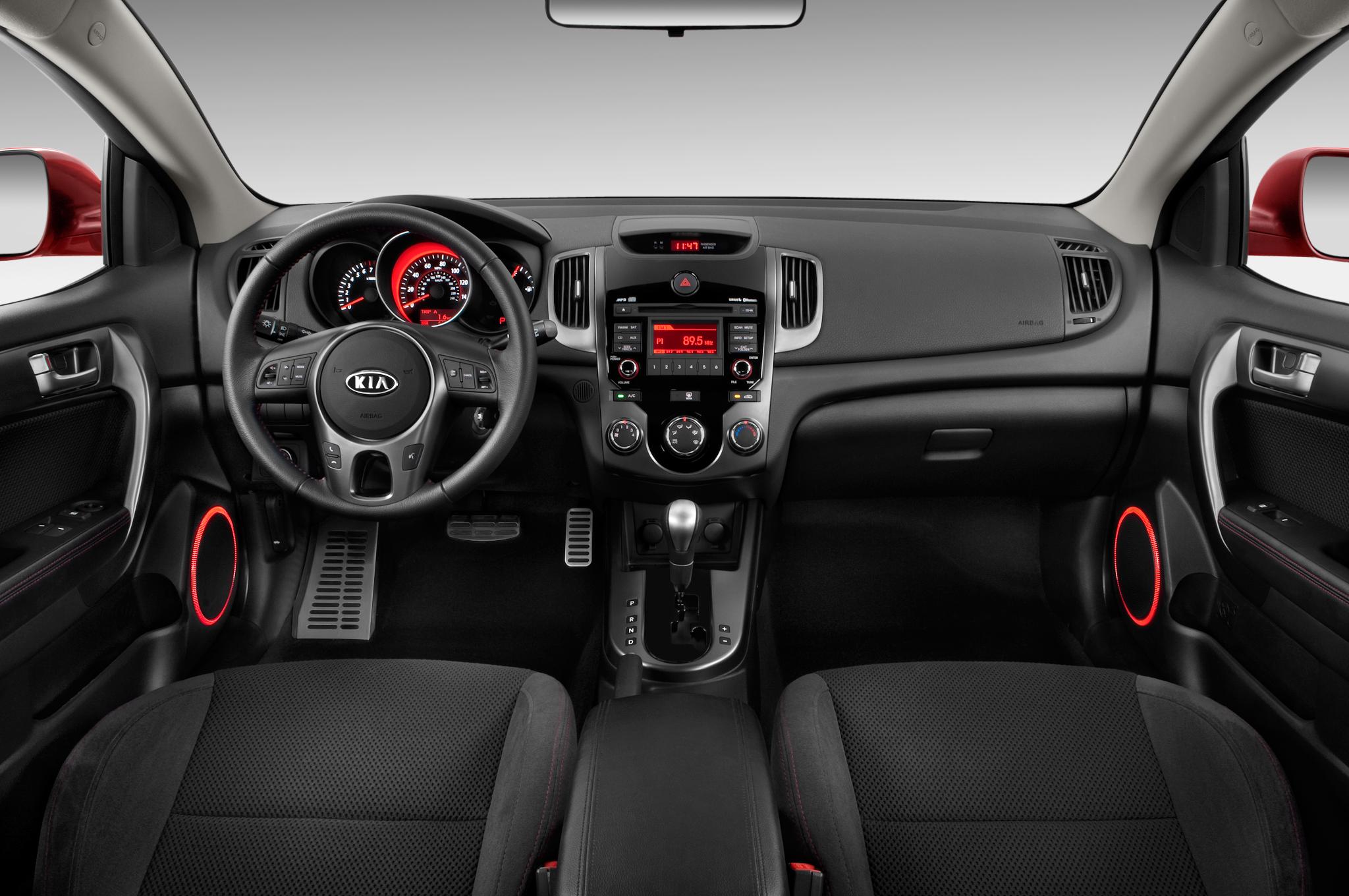 Kia Forte II 2013 - 2016 Coupe #2