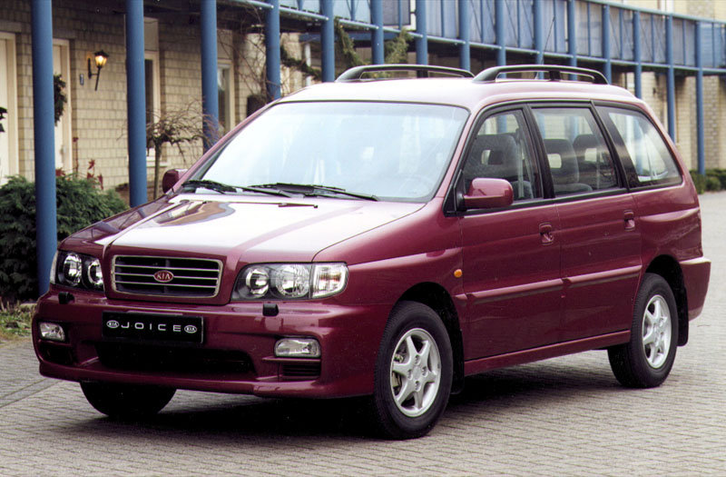 Kia Joice 1999 - 2003 Compact MPV #2