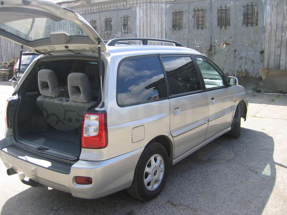 Kia Joice 1999 - 2003 Compact MPV #8