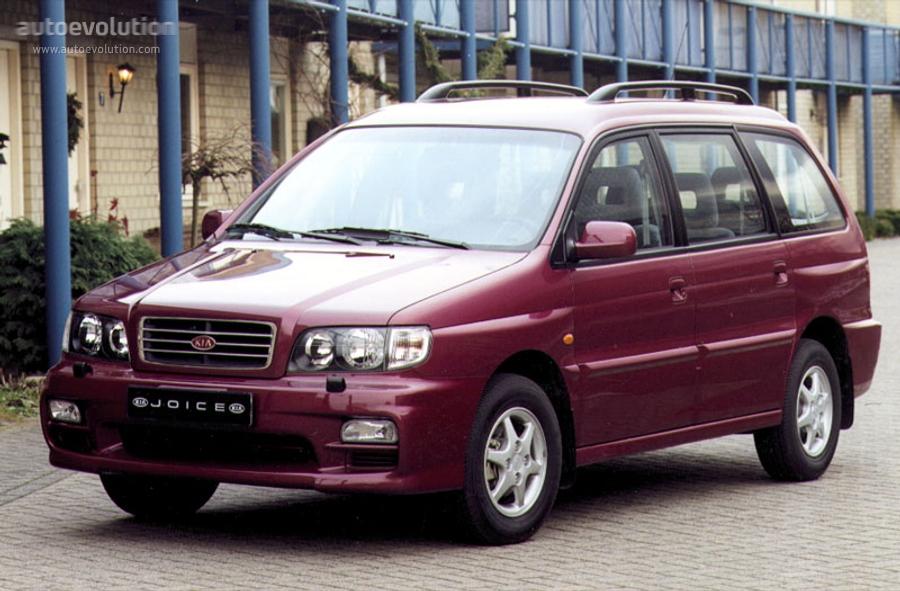 Kia Joice 1999 - 2003 Compact MPV #3