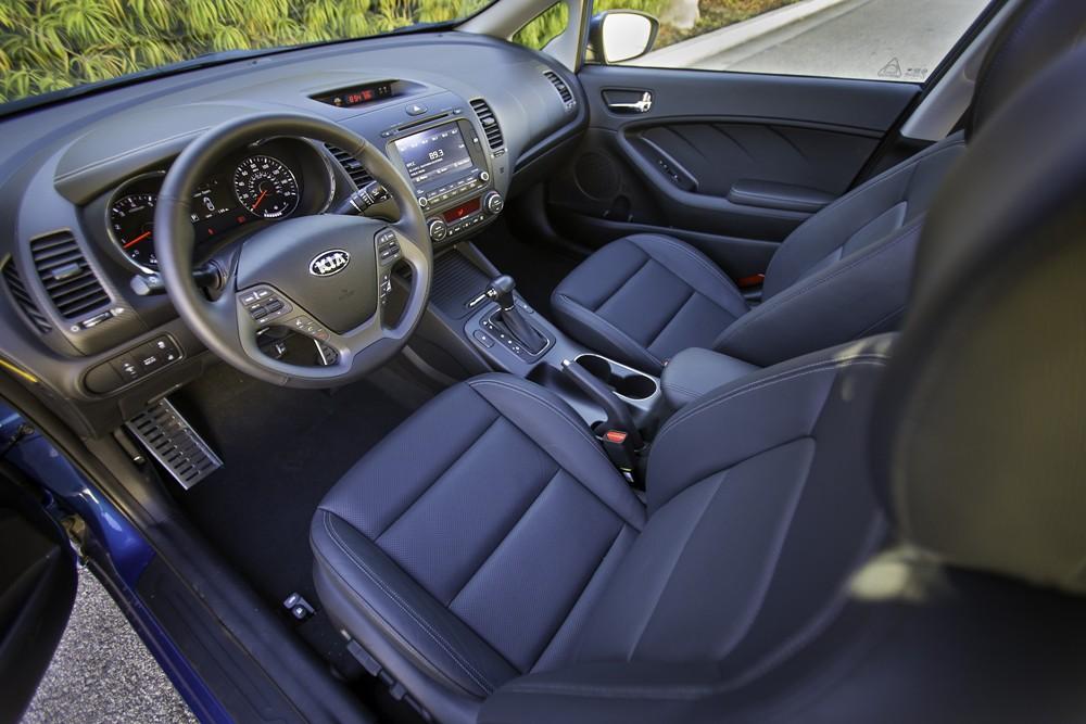 Kia K3 I 2012 - 2015 Sedan #3
