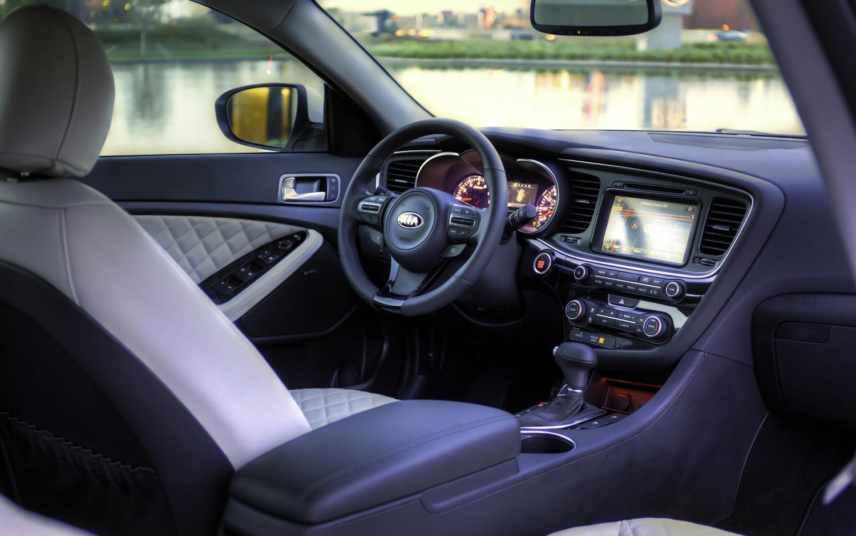 Kia K5 I Restyling 2013 - 2015 Sedan #8