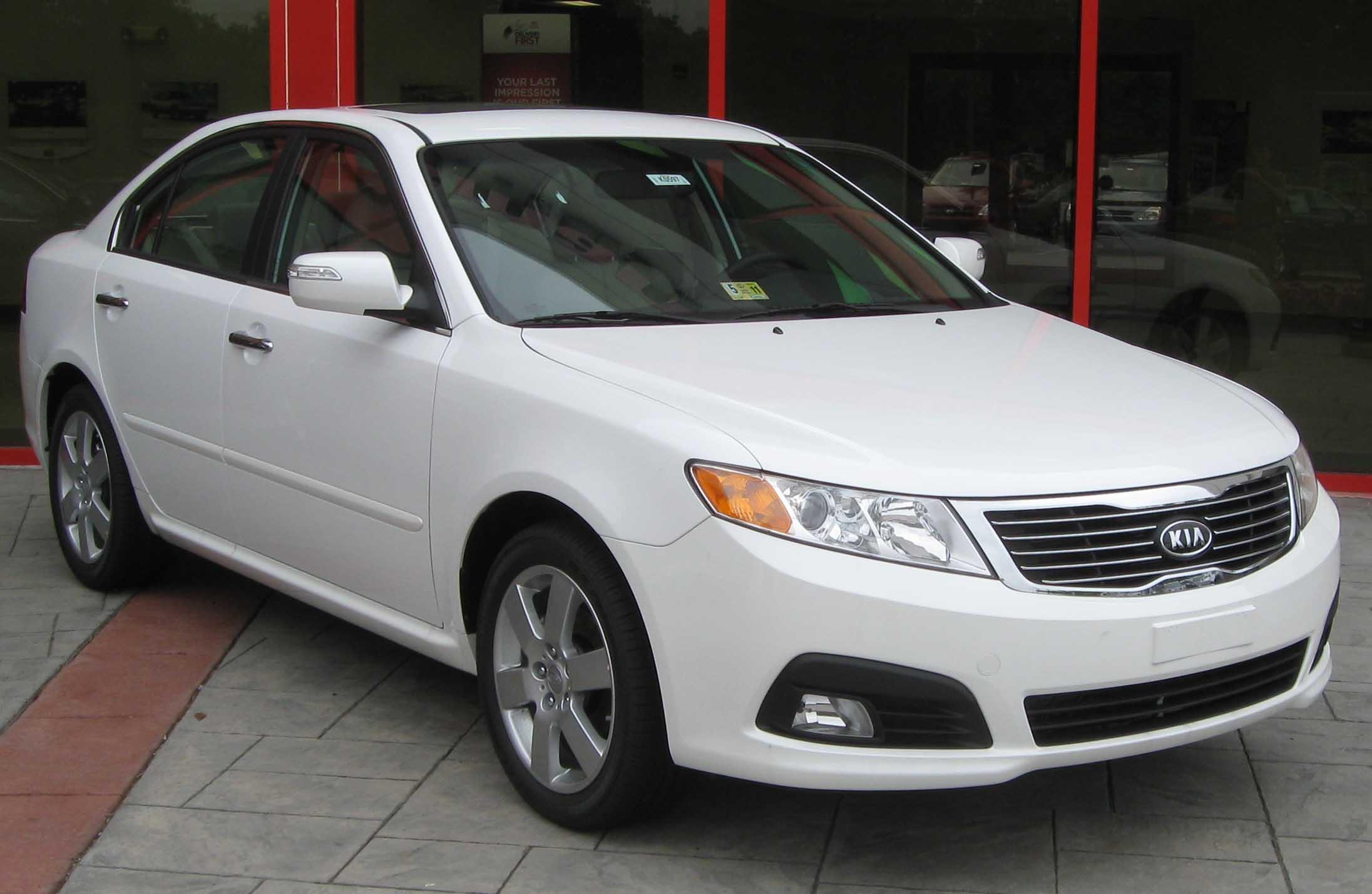 Kia Lotze MG Innovation 2008 - 2010 Sedan #7