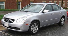 Kia Lotze MG Innovation 2008 - 2010 Sedan #8