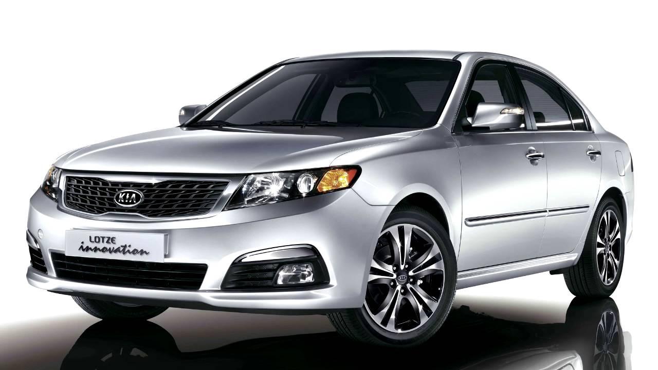 Kia Lotze MG Innovation 2008 - 2010 Sedan #3