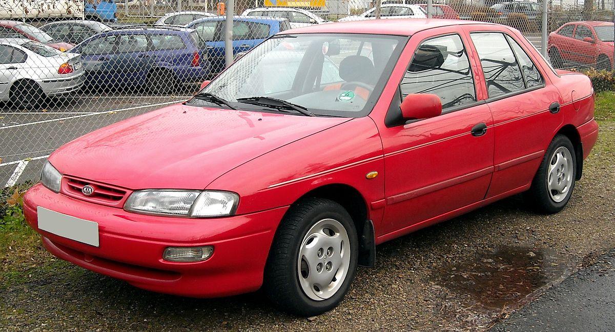 Kia Of Mentor >> Kia Mentor I 1996 1999 Sedan Outstanding Cars