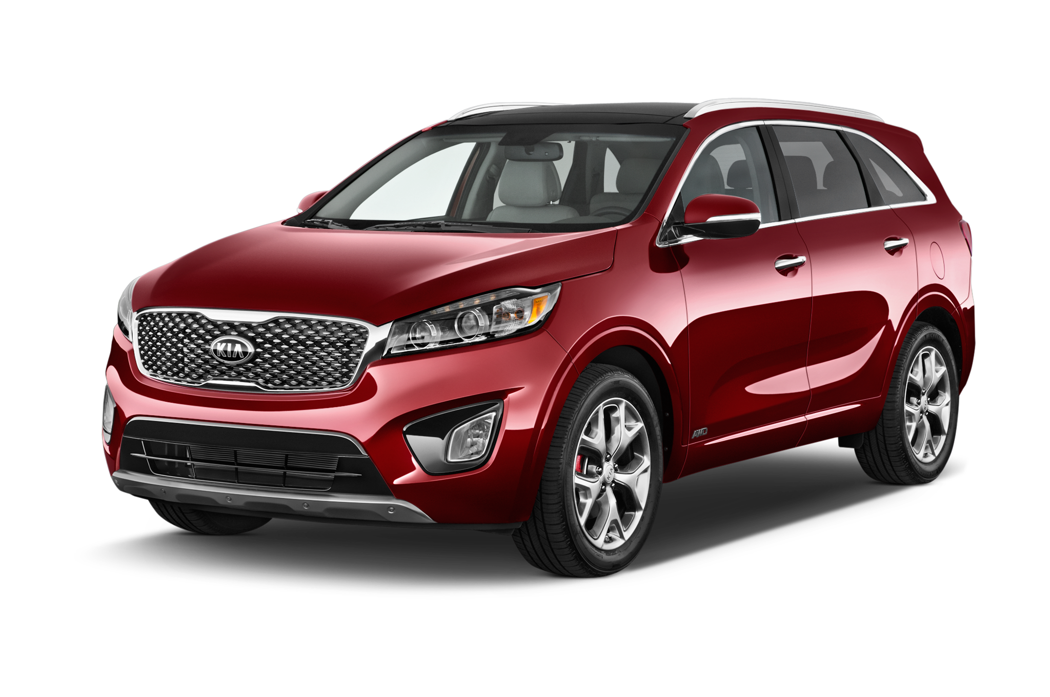 Kia Sorento II Restyling 2012 - now SUV 5 door #2