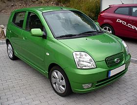Kia Picanto I 2004 - 2007 Hatchback 5 door #8