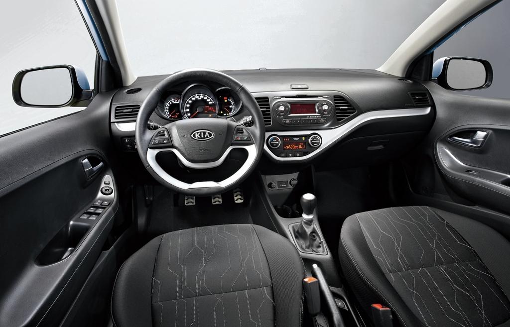Kia Morning III 2017 - now Hatchback 5 door #1