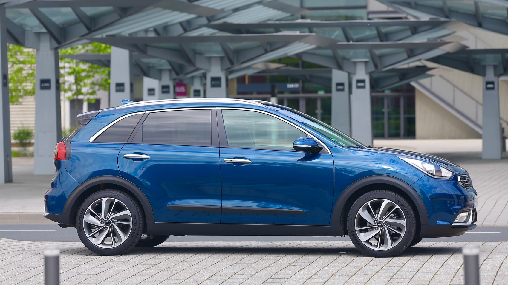 Kia Niro I 2016 - now SUV 5 door #2