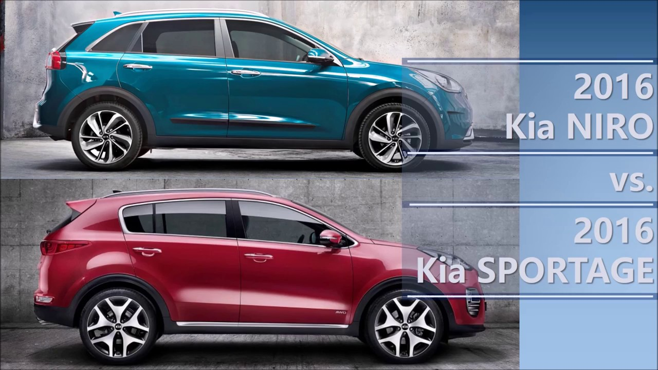 Kia Niro I 2016 - now SUV 5 door #7