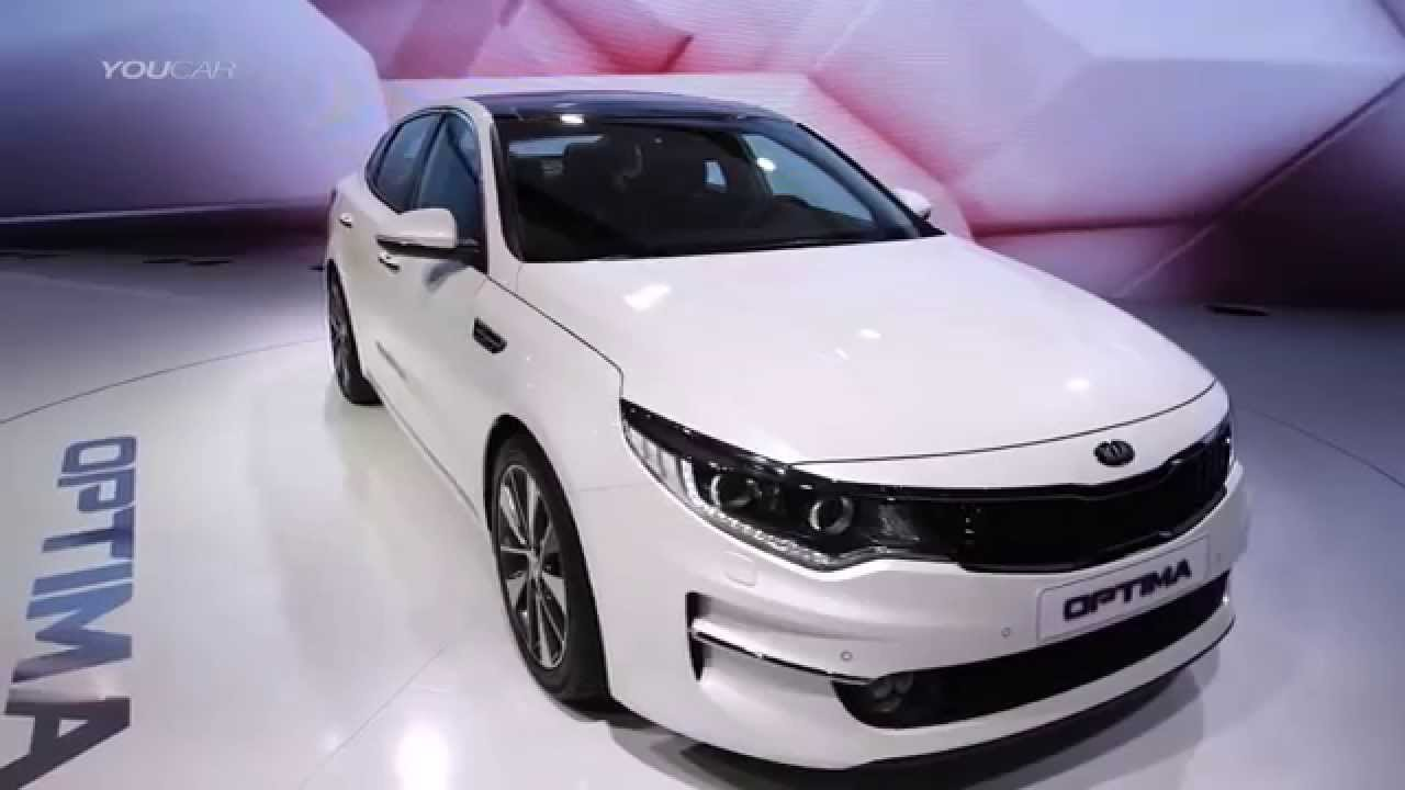 Kia Optima IV 2015 - now Sedan #2