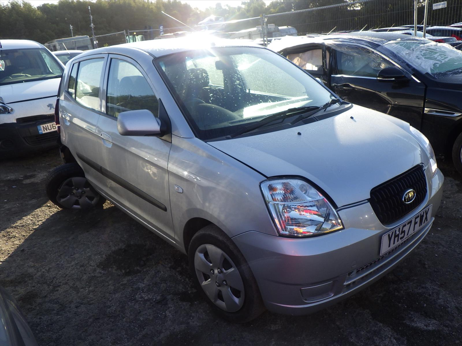 Kia Picanto I 2004 - 2007 Hatchback 5 door #1