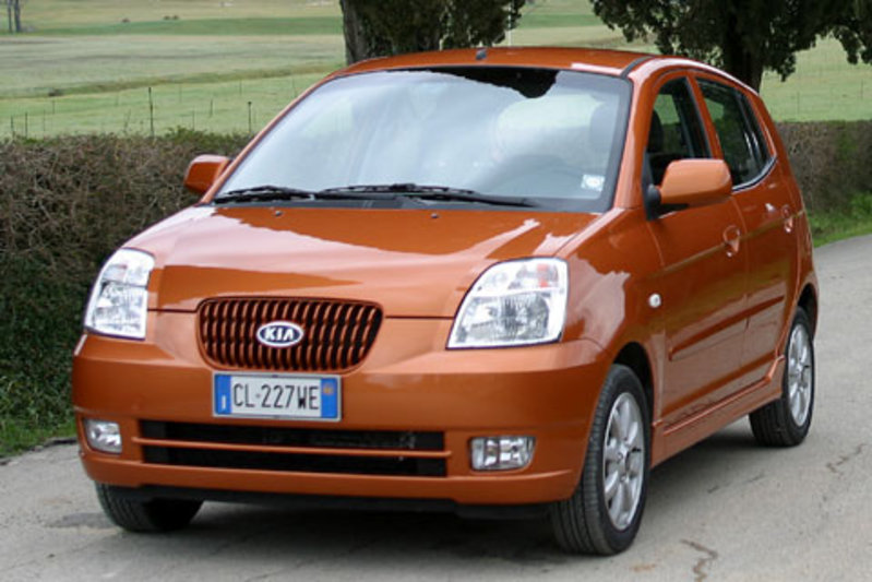 Kia Picanto I 2004 - 2007 Hatchback 5 door #7