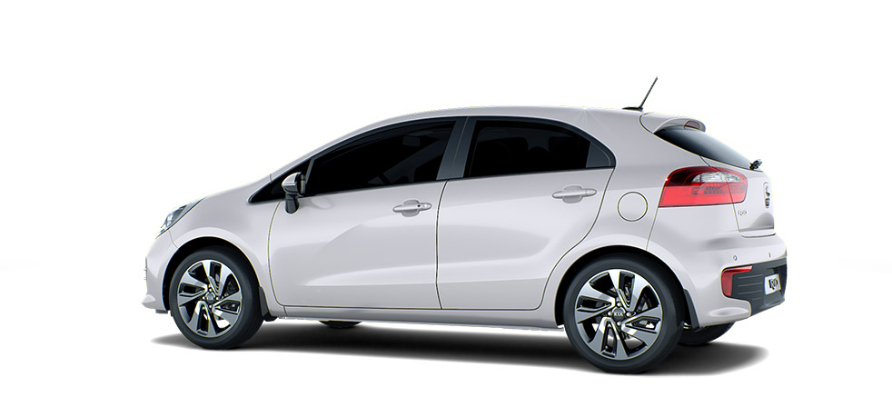 Kia Rio III Restyling 2015 - now Hatchback 5 door #3