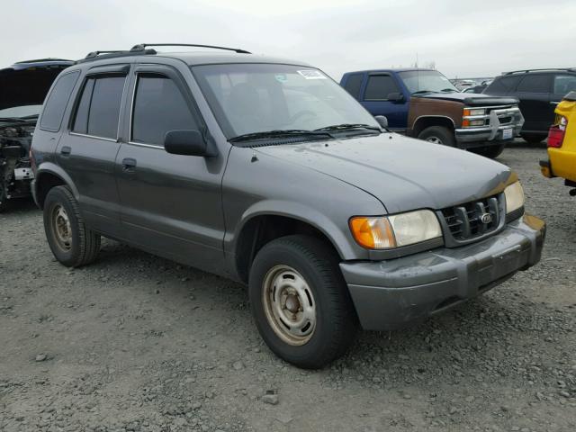 Kia Potentia 1992 - 2001 Sedan #4