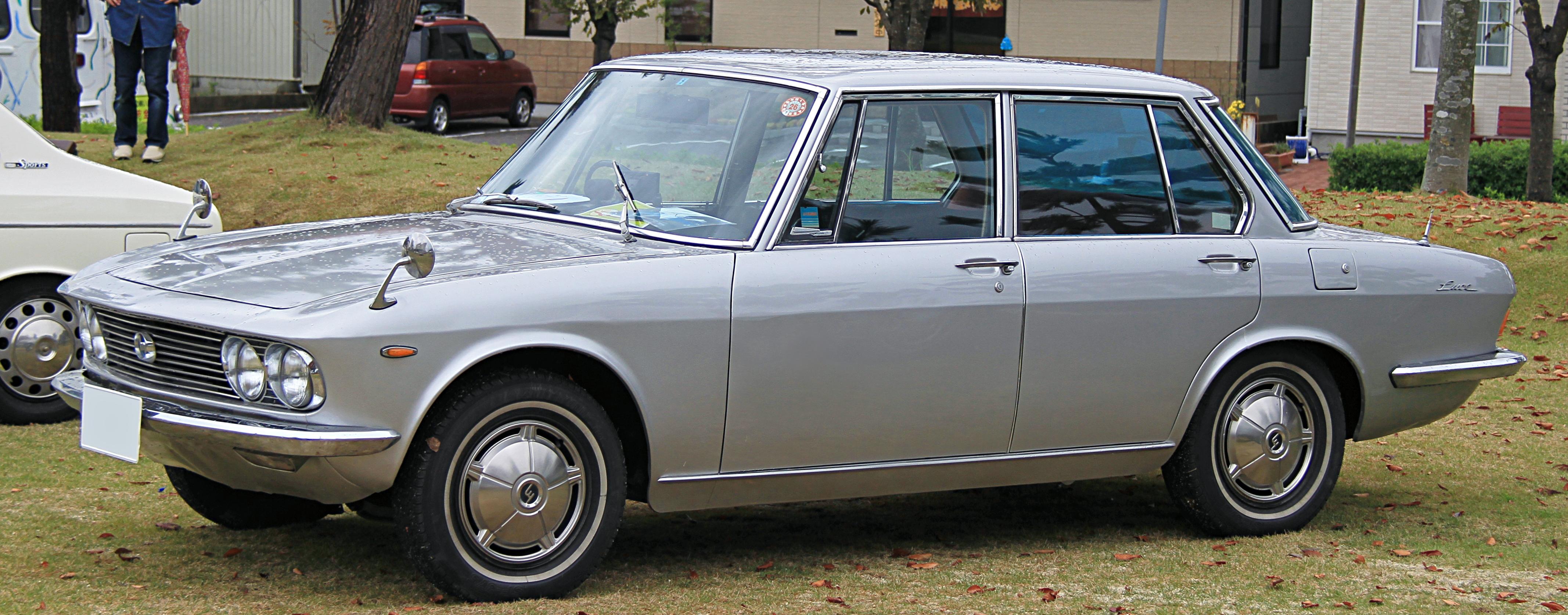 Mazda Luce III 1977 - 1981 Sedan #5